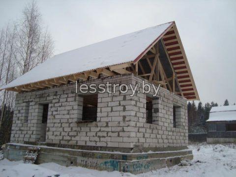 Каменный дом 1-й этап