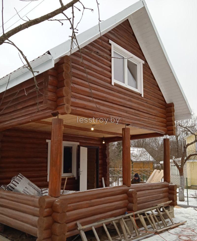 Строительство деревянных домов беларусь