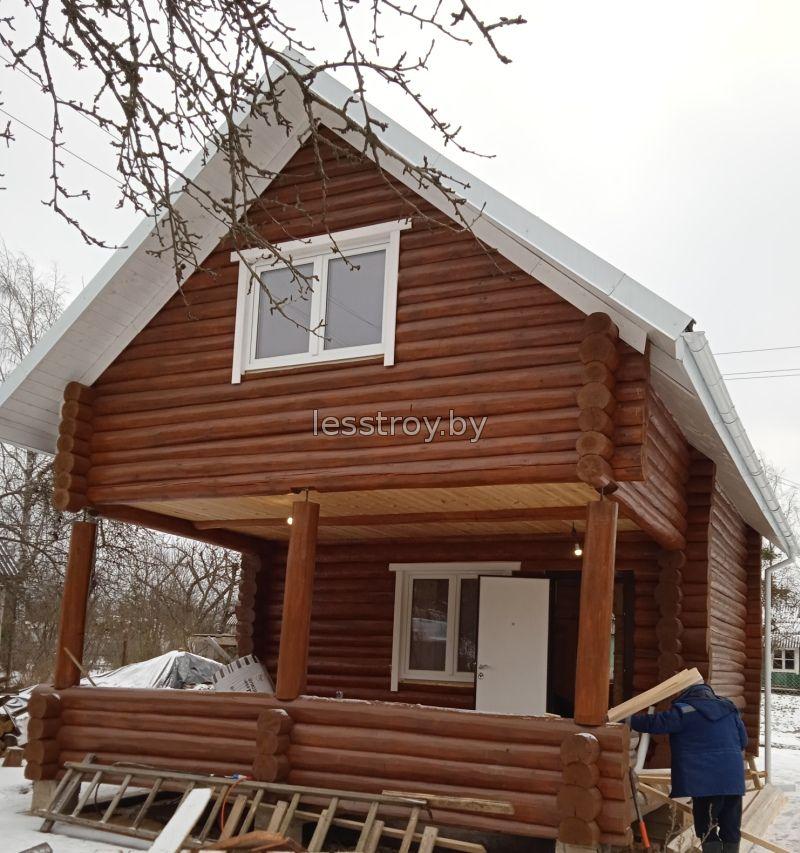 Строительство деревянных домов логойск