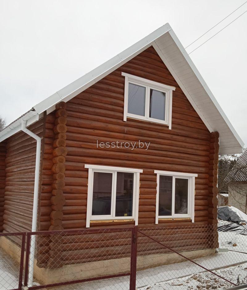 Строительство деревянных домов брест
