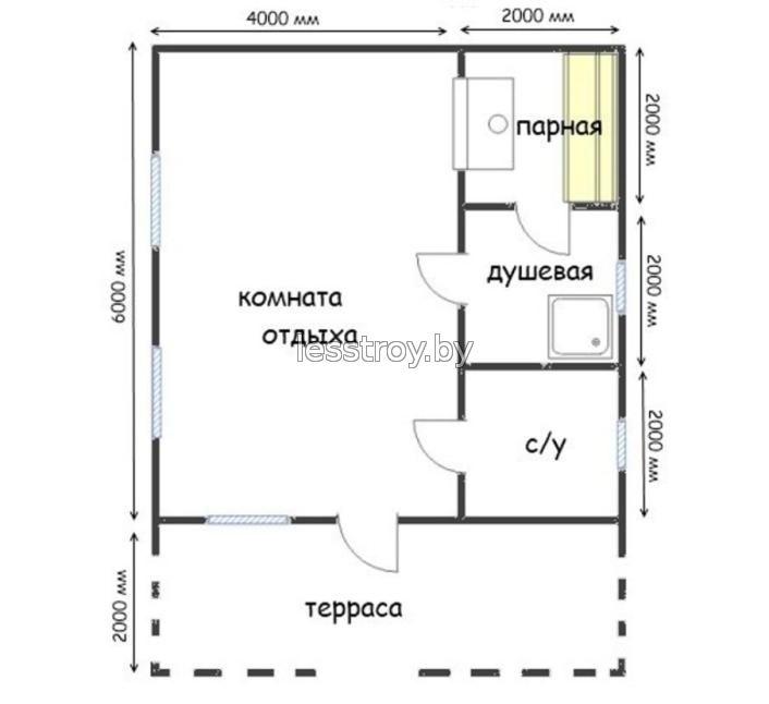 Баня недорого в Минске купить