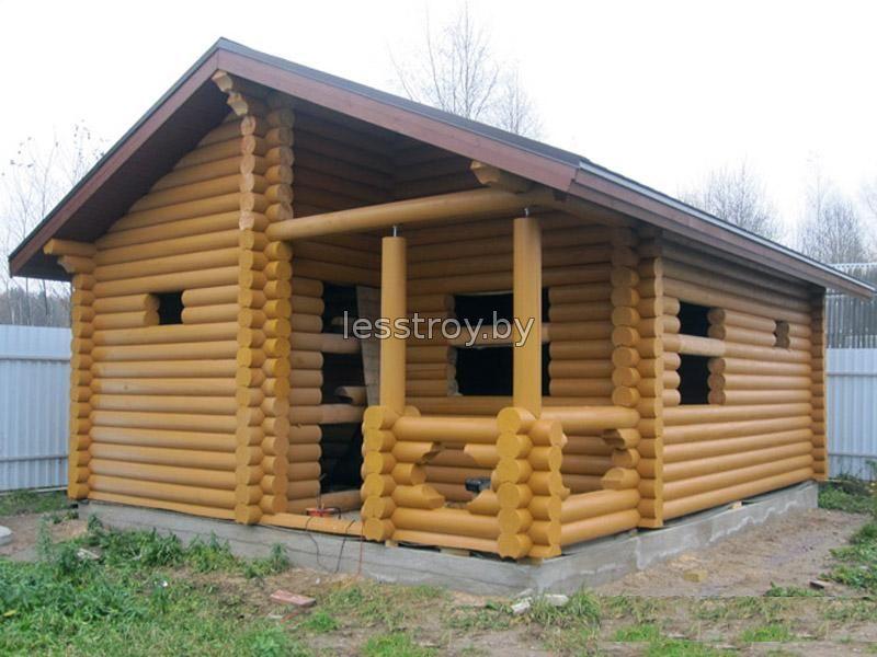 Построить дачный дом под ключ