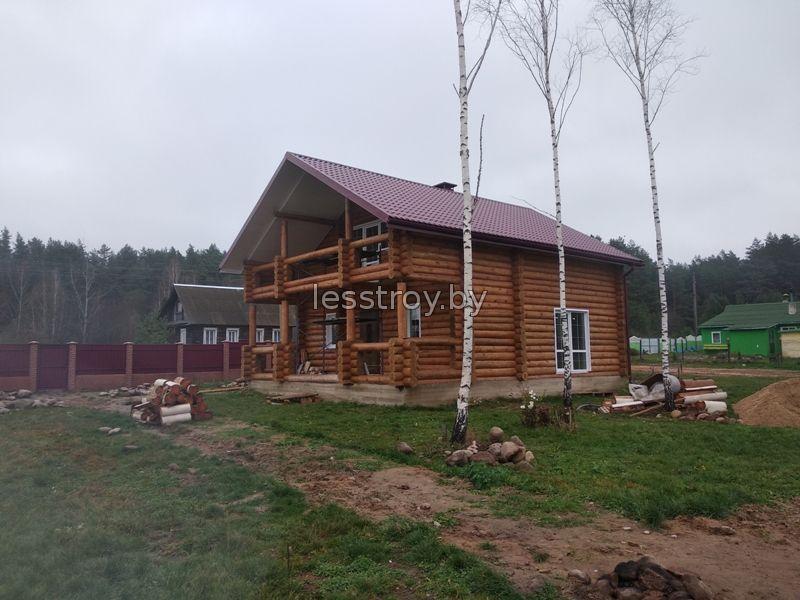 Строим деревянные дома под ключ