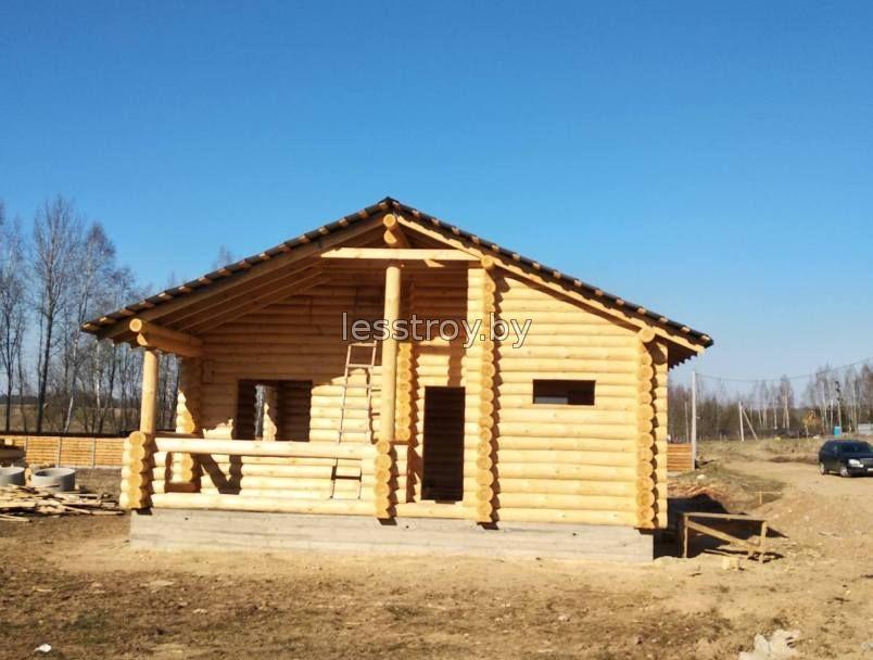 строительство деревянных домов Минск