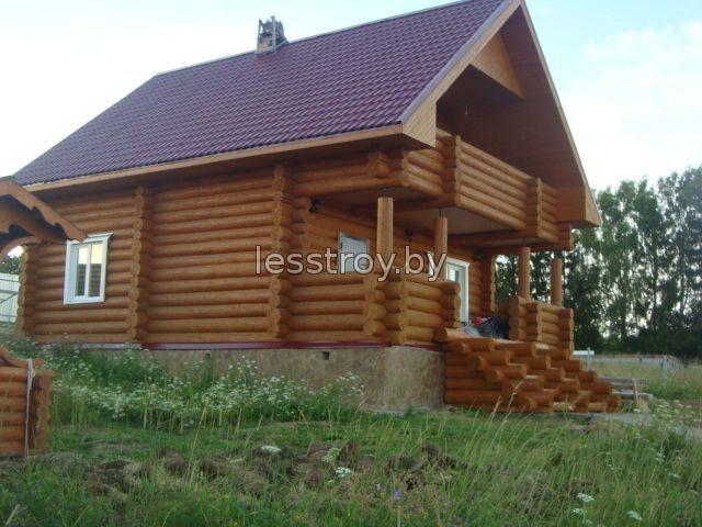 Деревянные дачные дома