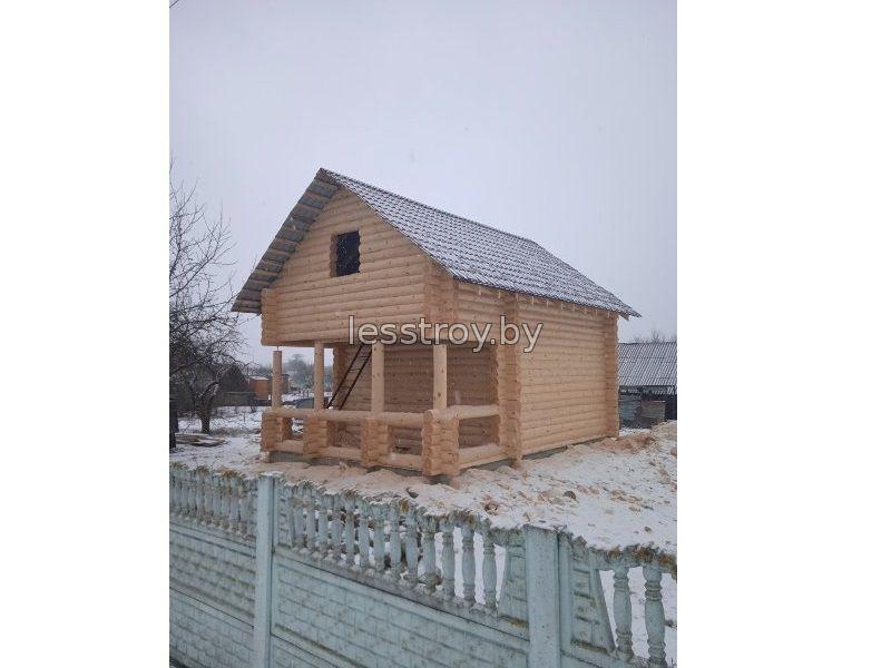 Деревянный дача цена