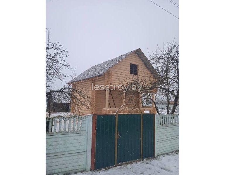 Деревянный дом цена